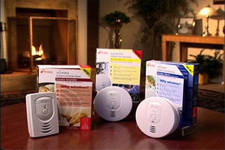 rconnected Smoke and Fire Alarms Save Lives