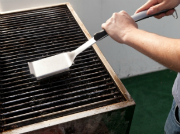 Cleaning A Gas Grill