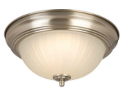 Never Change a Bulb Again with Integrated LED Light Fixtures