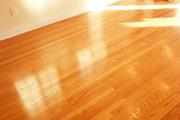 Refinish a Worn Hardwood Floor