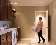 Lutron Maestro Occupancy Sensor Switch Turns Lights On and Off Automatically