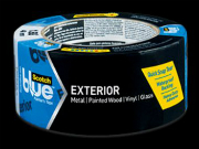 ScotchBlue Painter's Tape for Exterior Surfaces Stands Up to All Weather