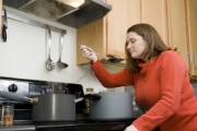 Range Hood Upgrade Improves Indoor Air Quality