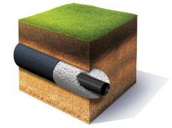 EZDrain is the Better Yard Drainage Solution
