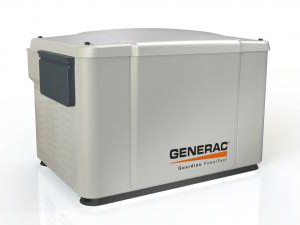 PowerPact from Generac is Compact, Affordable and Loaded with Features