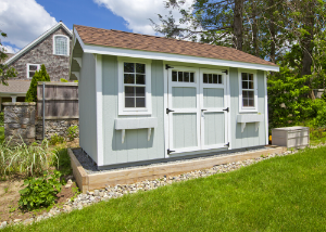 Choose a Shed with Both Style and Function