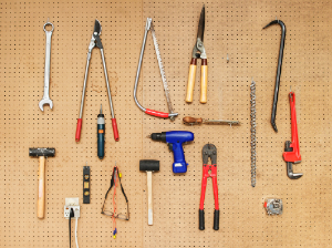 Options for Tool Organization and Storage