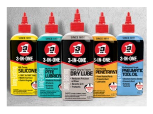 WD-40 Launches 5 New 3-in-One Specialty Drip Products