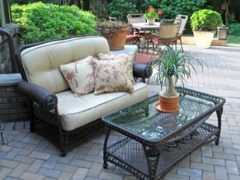 How to Spruce Up Outdoor Spaces