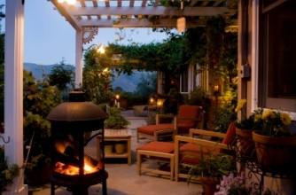 Keep Enjoying Your Outdoor Spaces as Summer Turns to Fall