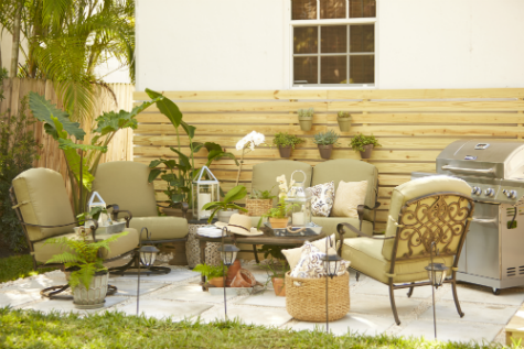 Trends in Outdoor Living