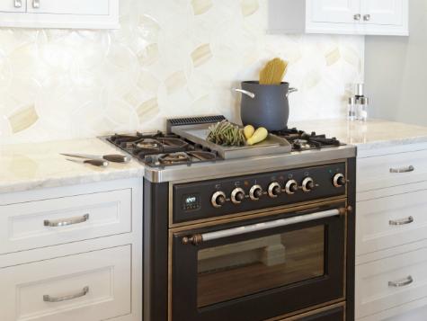 Hot New Trend in Kitchen Design: Mixed Metals