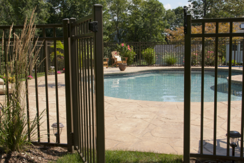 Install Layers of Child Protection to Help Prevent Home Pool Drownings