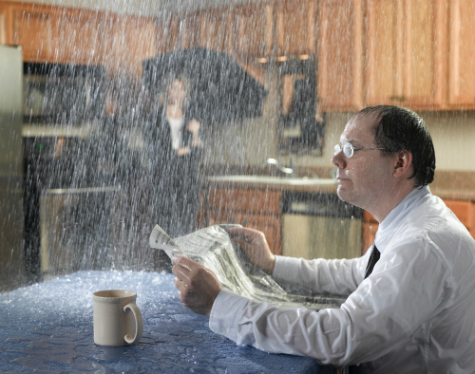 Top Five Dangers to Your Home