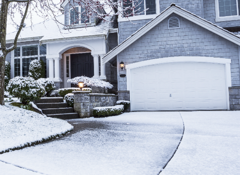 Traveling for the Holidays? Don't Neglect Garage Security
