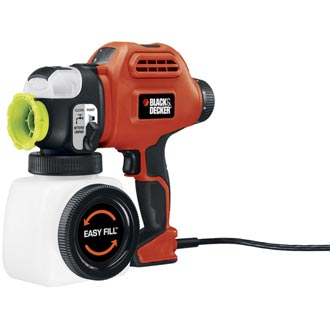 Black & Decker 2-Speed Quick Clean Airless Paint Sprayer