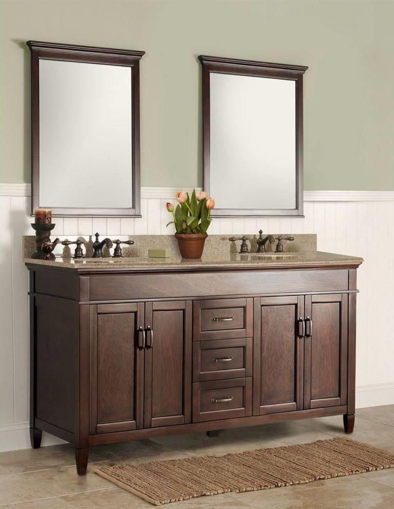 Single or Double Bath Vanity