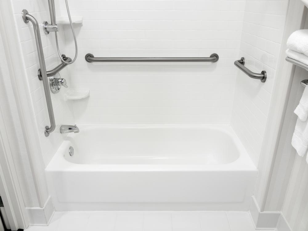 How to make a bathroom safer