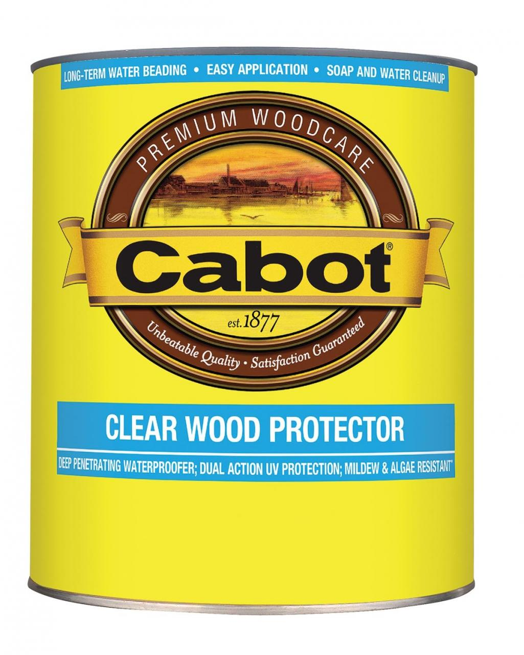 Cabot Clear Wood Protector