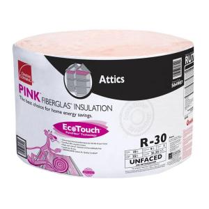 EcoTouch Insulation Batts & Rolls