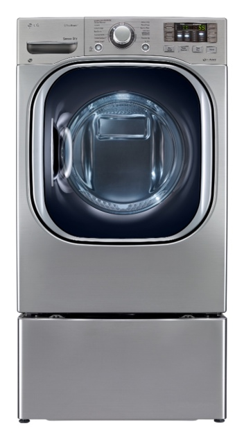 LG EcoHybrid Dryer