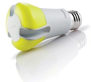 Philips 10-Watt LED Light Bulb Wins DOE Prize