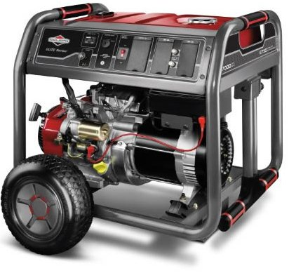 How to store your portable electric generator
