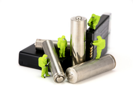 Recycling Rechargeable Batteries