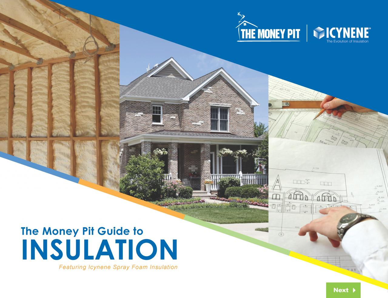 The Money Pit Guide to Insulation