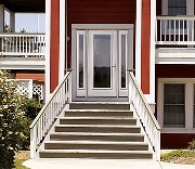 Front Entry Door: Look for Safety and Security