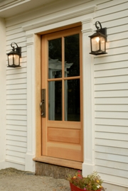 energy efficient doors