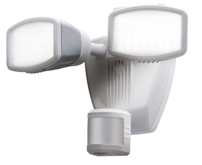 secure home motion activated light
