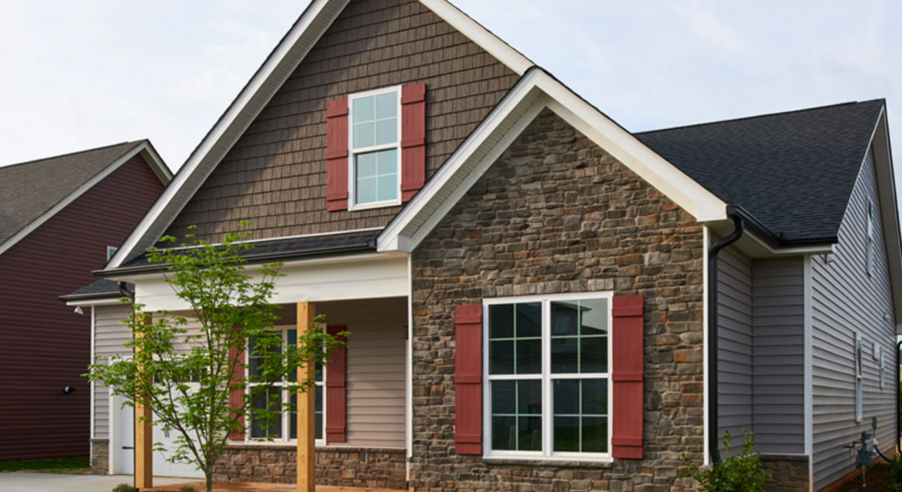 Novik Perfects Finishes For Polymer Siding That Looks Like