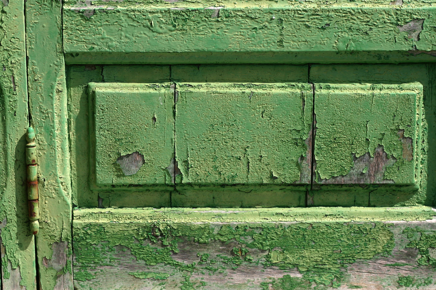 Tips on painting weathered wood