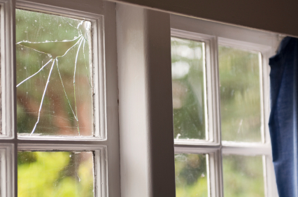 How to Repair a Broken Window