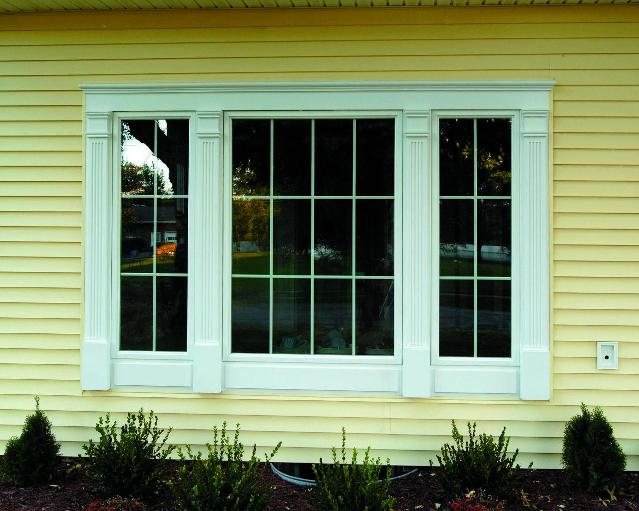 How Do I Install Exterior Door And Window Surrounds The Money Pit
