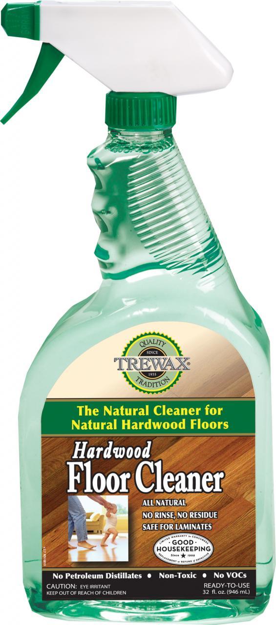 Wonderful Trewax All Natural Hardwoood Floor Cleaner
