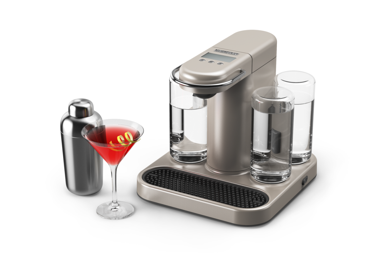 Bartesian Cocktail Machine