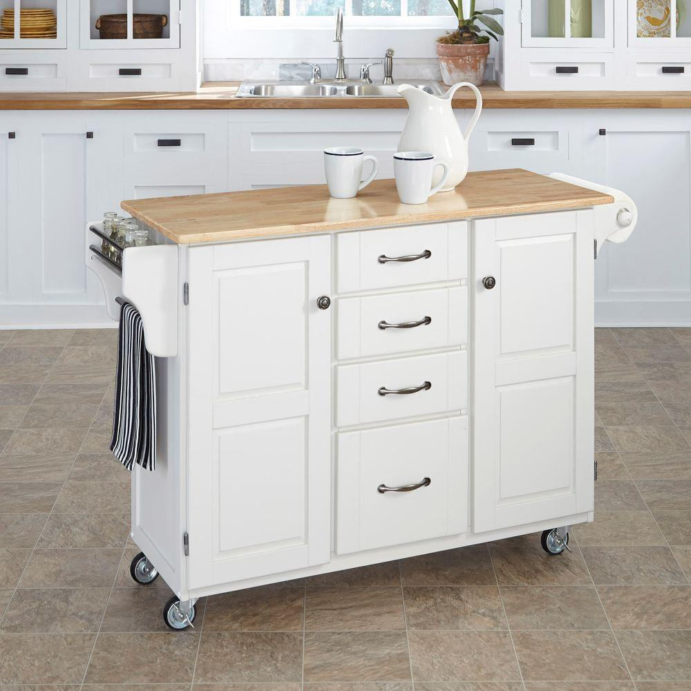 Update Your Kitchen with a Mobile Cart