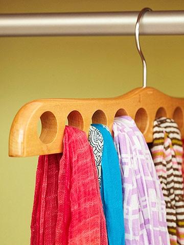 Closet storage and organization