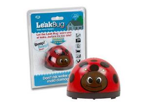 Leak Bug Sounds the Alarm on Home Leaks