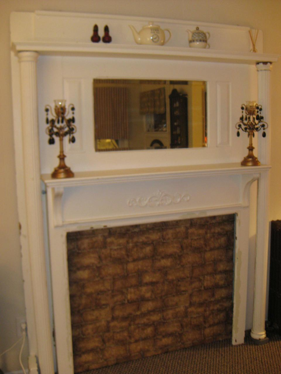 Fireplace Mantels: Add Vintage Charm with Salvaged Surrounds | The ...