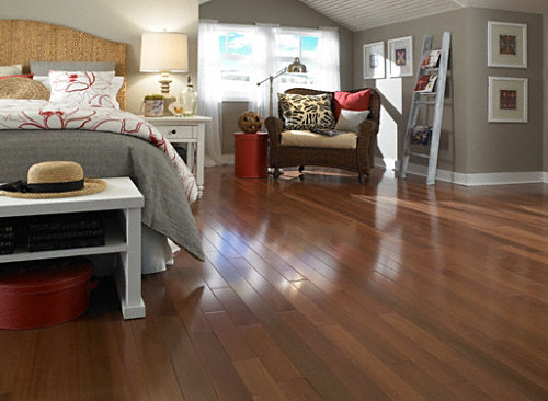 prefinished hardwood floor installation