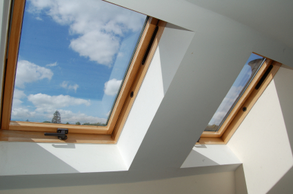Skylight can Brighten a Room and Save on Energy