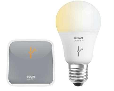 Lightify lets you control networked LED products such as bulbs and more