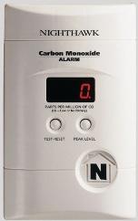 Carbon Monoxide Ddetectors