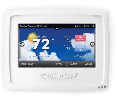 First Alert Onelink WiFi Thermostat