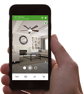 Hunter Wi-Fi Enabled, Apple HomeKit-Enabled Ceiling Fans