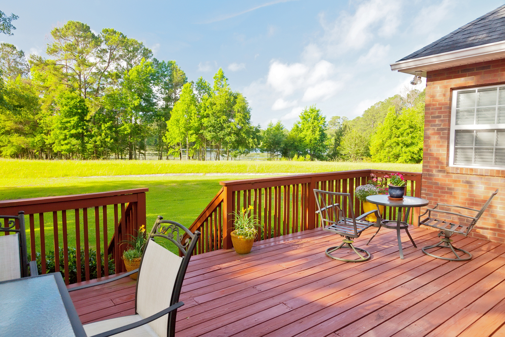4 Steps for Refinishing a Wood Deck