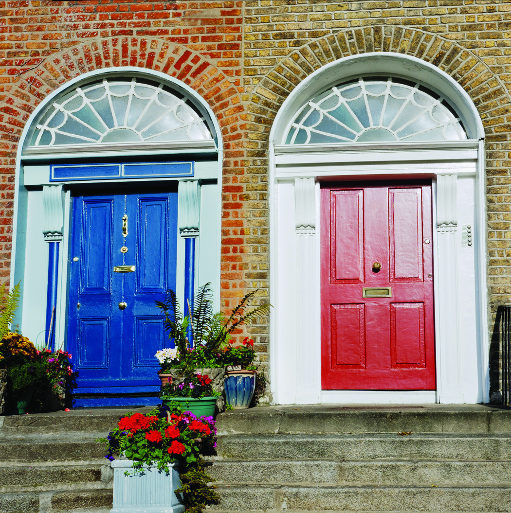 What your front door 39 s color says about you the money pit What front door colors mean